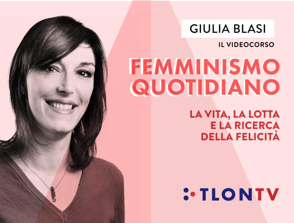 Femminismo Quotidiano - Corsi - Tlon TV
